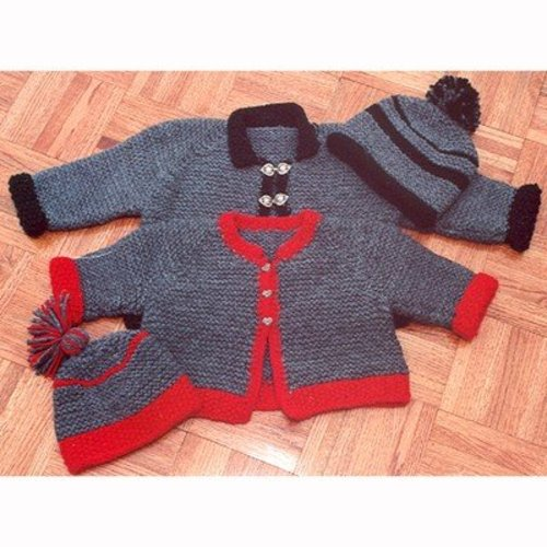 Plymouth Yarn P314 Child's Jackets and Hats -  ()