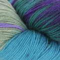 Plymouth Yarn Reserve Fingering - Cobalt Reef (205)