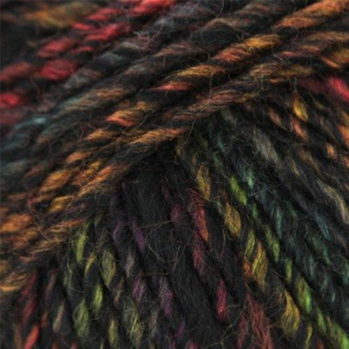 Plymouth Yarn Stained Glazz - Black Colors (001)