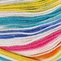 Plymouth Yarn Toybox Collection Candy - Bright Stripes (0438)