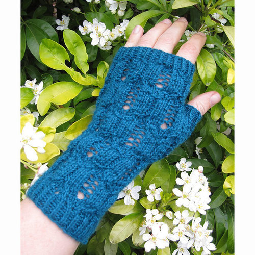 Rachel Brown Tower Bridge Mitts PDF -  ()
