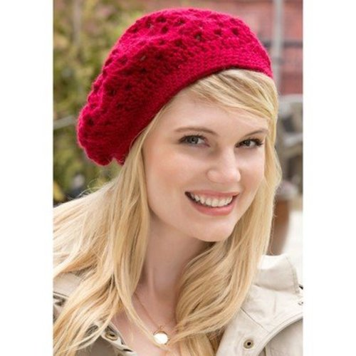 Red Heart Bridgette Beret (Free) -  ()