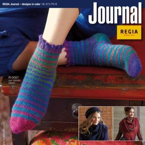 Regia 613 Journal Designs in Color -  ()