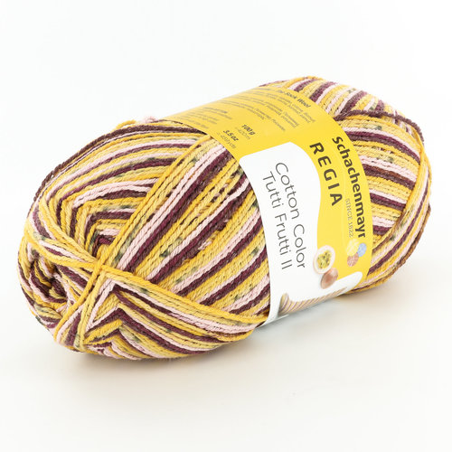 Regia Cotton Color Tutti Frutti II - Passionfruit (2425)