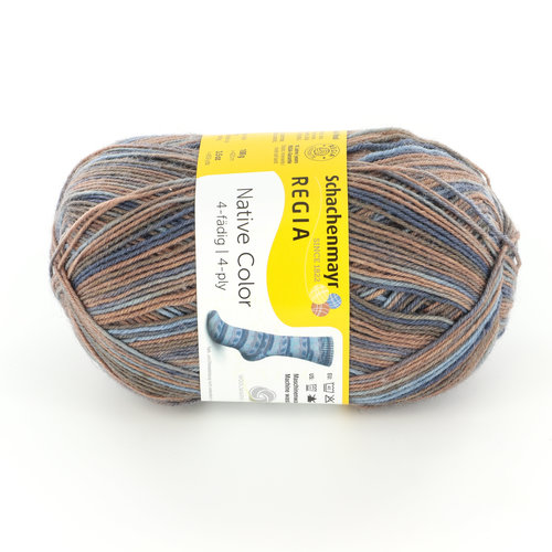 Regia Native Color 4-Ply -  ()