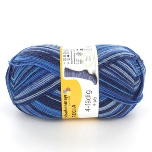 Regia Relax Color 4-Ply -  ()