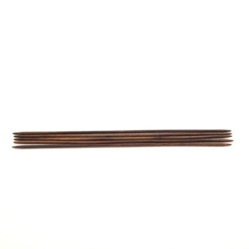 "Reynolds Rosewood 5.5"" Double Point Needles -  ()"