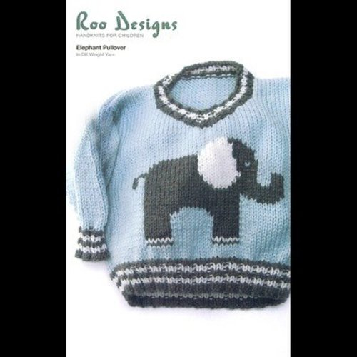 Roo Designs Elephant Pullover -  ()