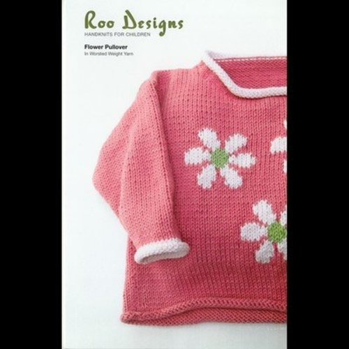 Roo Designs Flower Pullover -  ()
