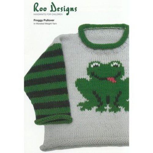 Roo Designs Froggy Pullover -  ()