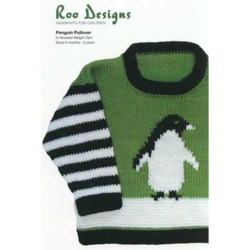 Roo Designs Penguin Pullover -  ()