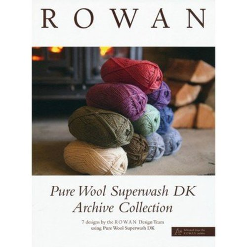 Rowan Archive Collection Pure Wool Superwash DK -  ()