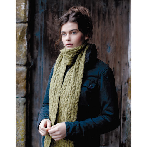 Rowan Grasmoor Scarf Kit - Model (01)