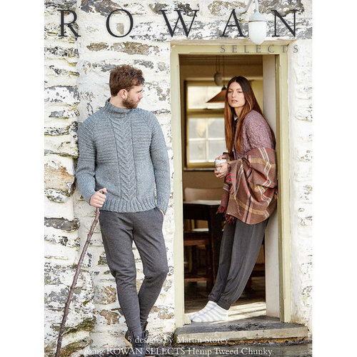 Rowan Hemp Tweed Chunky -  ()