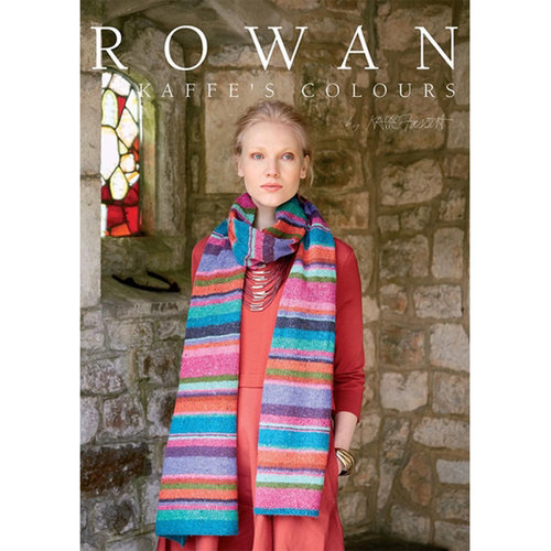 Rowan Kaffe's Colours -  ()