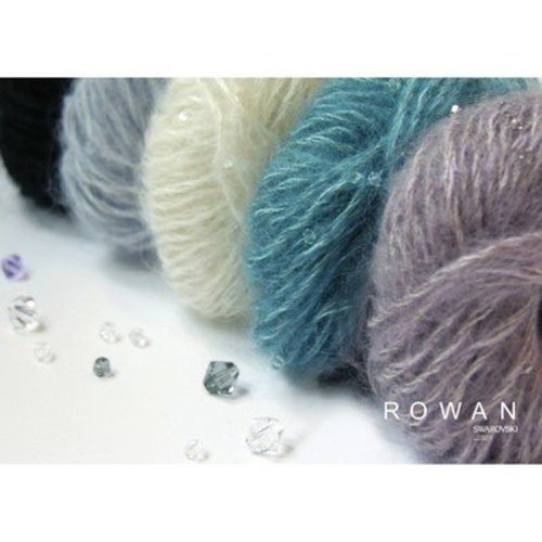 Rowan Kidsilk Haze Shine - Ghost (GHOST)