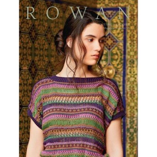 Rowan Knitting and Crochet Magazine 55 -  ()