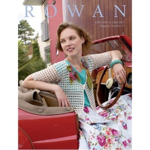 Rowan Knitting & Crochet Magazine 51 -  ()