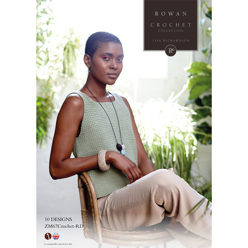 Rowan Magazine 67 - Crochet Collection eBook -  ()