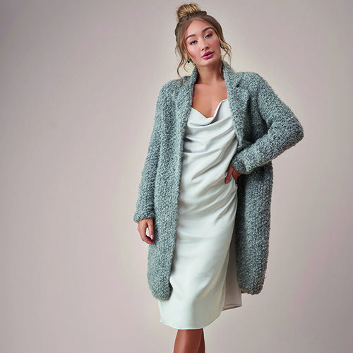 Rowan Mode at Rowan: Soft Boucle & Merino Aria -  ()