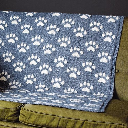 Rowan Paws For Thought Blanket PDF -  ()