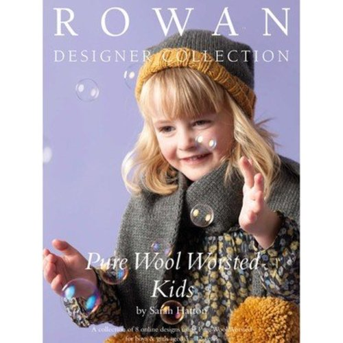 Rowan Pure Wool Worsted Kids eBook -  ()