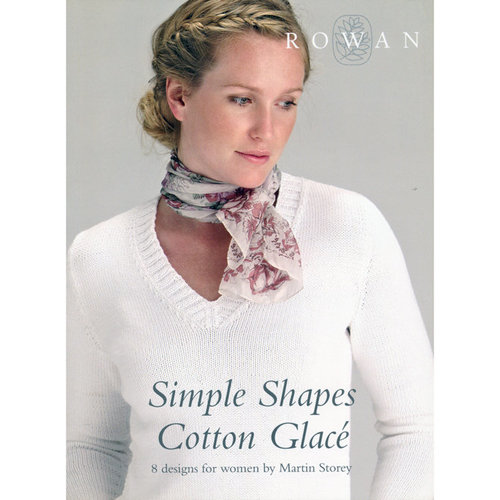 Rowan Simple Shapes Cotton Glace -  ()