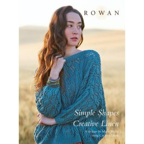 Rowan Simple Shapes Creative Linen -  ()