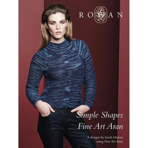 Rowan Simple Shapes Fine Art Aran -  ()