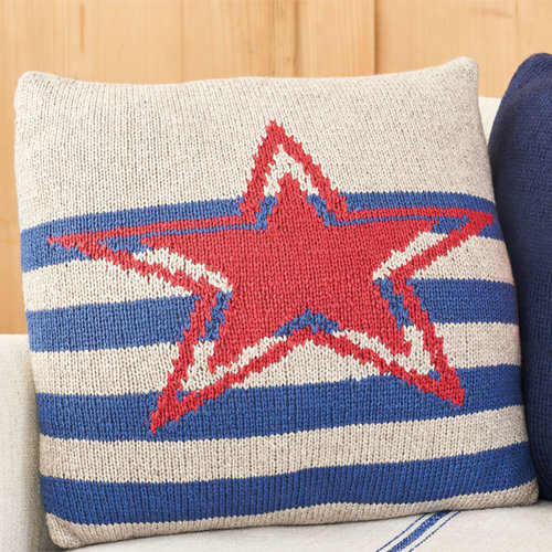 Rowan Starburst Cushion PDF -  ()