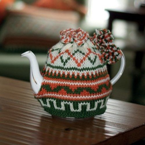 Rowan The Canuck Knitters Love Their Tea Collection (Free) -  ()