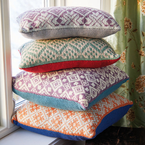 Rowan Torfinn Cushion PDF -  ()