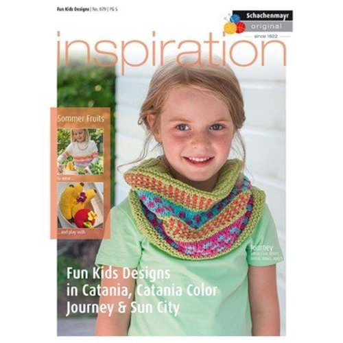 Schachenmayr Inspiration 079 - Fun Kids Designs -  ()