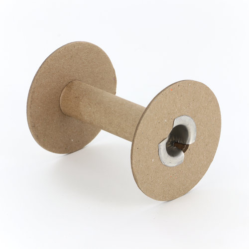 Schacht Cardboard Spools w/ Metal Ends - 4 Inch -  ()