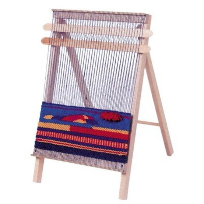 schacht school loom at webs yarn com