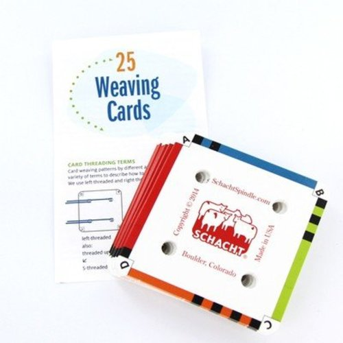 Schacht Weaving Cards -  ()