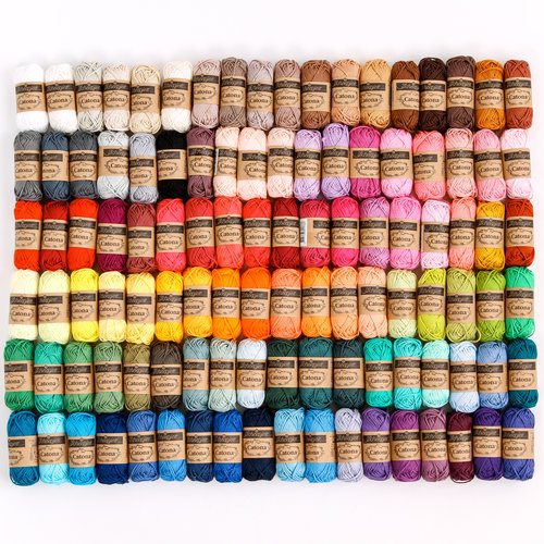 Scheepjes Catona Colour Pack - Assorted Colors (ASST)