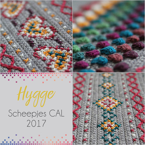 Scheepjes Crochet-A-Long 2017 Hygge Kit -  ()