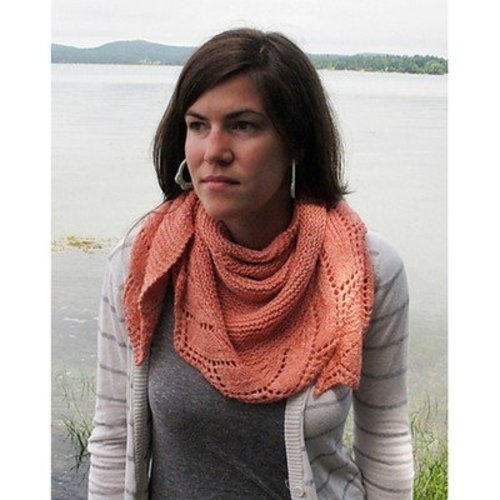 Schieffelin Point Shawl (Free) -  ()