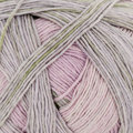 Schoppel Wolle Zauberball Cotton - Pale Lavender-Pale Gray-Light Blue-Yellow-Lime (2341)