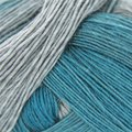 Schoppel Wolle Zauberball - Teal, Blue Gray (2263)
