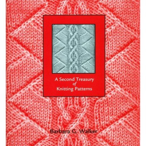 Second Treasury of Knitting Patterns -  ()