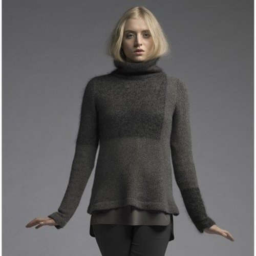 Shibui Knits Blur - Monochrome Collection PDF -  ()