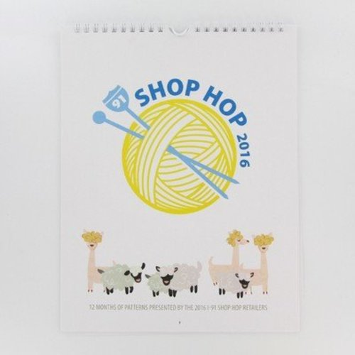 Shop Hop Passport -  ()