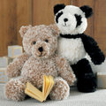Sirdar 2495 Panda and Teddy Bear Kit - Teddy Bear (T1)
