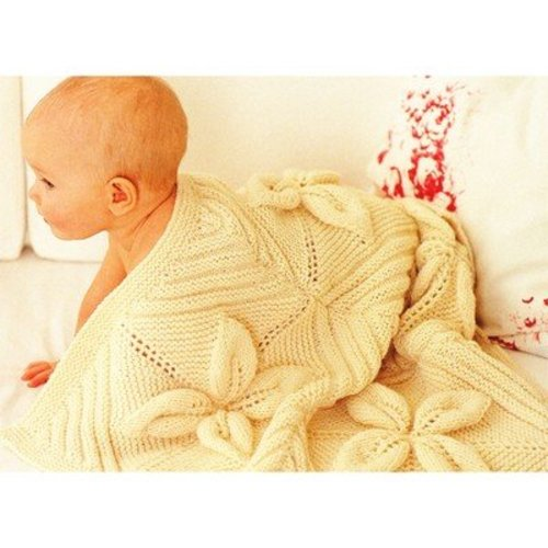 Sirdar 320 The Baby Blanket Book -  ()