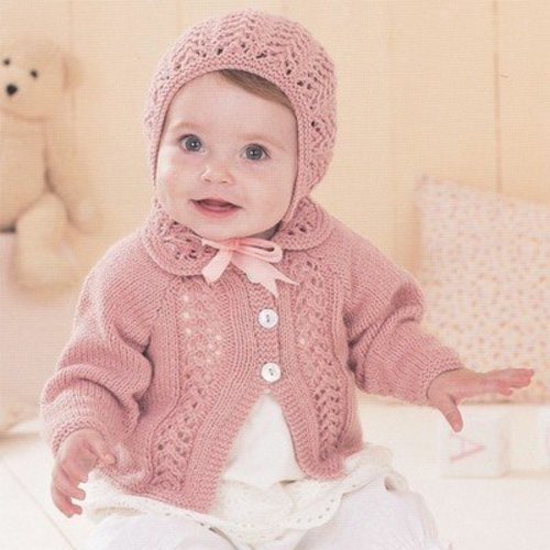 Sirdar 434 Baby Vintage by Snuggly -  ()