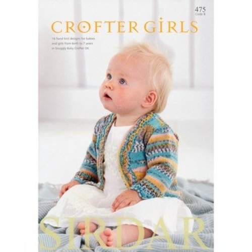 Sirdar 475 Crofter Girls -  ()
