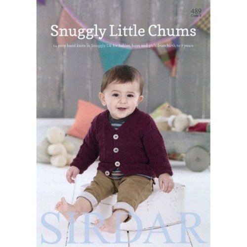 Sirdar 489 Snuggly Little Chums -  ()