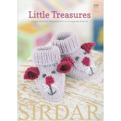 Sirdar 490 Little Treasures -  ()
